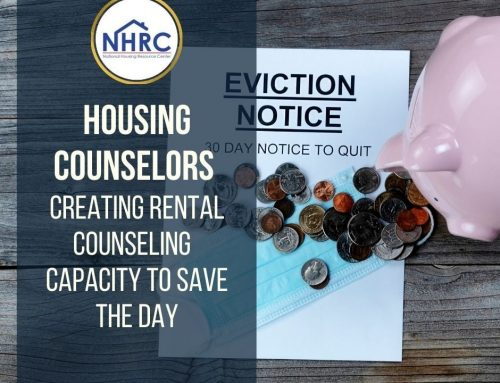 Housing Counselors – Creating Rental Counseling Capacity to Save the Day