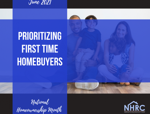 Prioritizing First Time Homebuyers